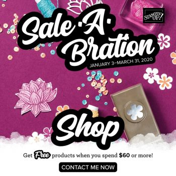 Sale-A-Bration Club Starts this month!