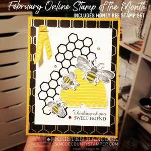 February Online Stamp of the Month