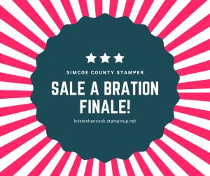 Sale A Bration Finale