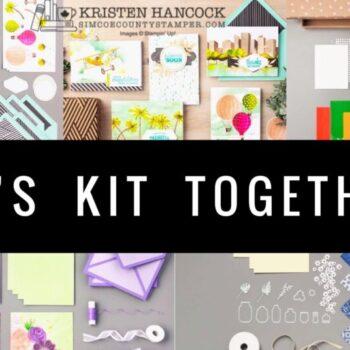 """Let's """"Kit"""" Together!"""
