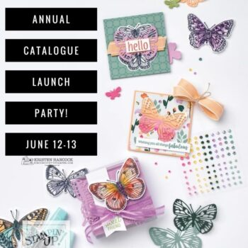 Annual Catalogue Launch Party!